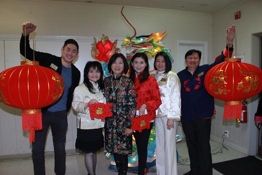 Young Chang, Chun-Yen Chen, Nancy Lee, Erica Chiang, Jennifer Wi and David Wang