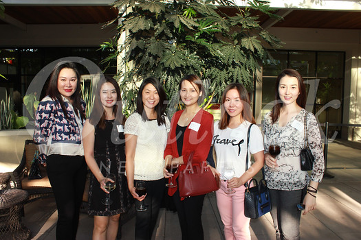 Hedy Pan, Sun Yang McDermontt, Sara Lee, Joyce Lin, Linda Lin and Grace Li