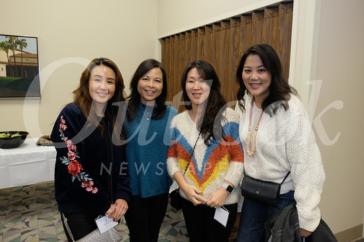 Chris Yoo, Denise Sun, Jennifer Lee and Grace Navarrete