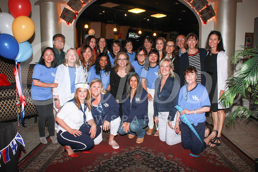 Committee members include (front row, from left) co-chair Linda Gutierrez, Debi Cribbs, Gabrielle Carlton, co-chair Laurie Modean and Lisa Yuratich. Second row: Sandra Chen, Mindy Cronk, Gloria Wong, Sri Abboy, Lynette Sohl, Lyena Griffith and Teresa Wong. Back: Hal Suetsugu, Sylvia Koh, Lisette Moggio, Grace Navarrete, Zillah Tobiano, Debbie Agajanian, Claudia Boles, Alex Brousseau, Fred Sohl, Diana Bell and Leslee Talt.