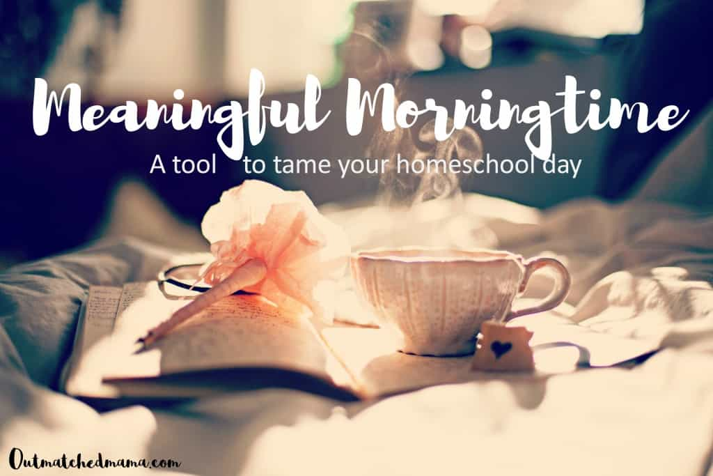 Make Your Morning Time Meaningful