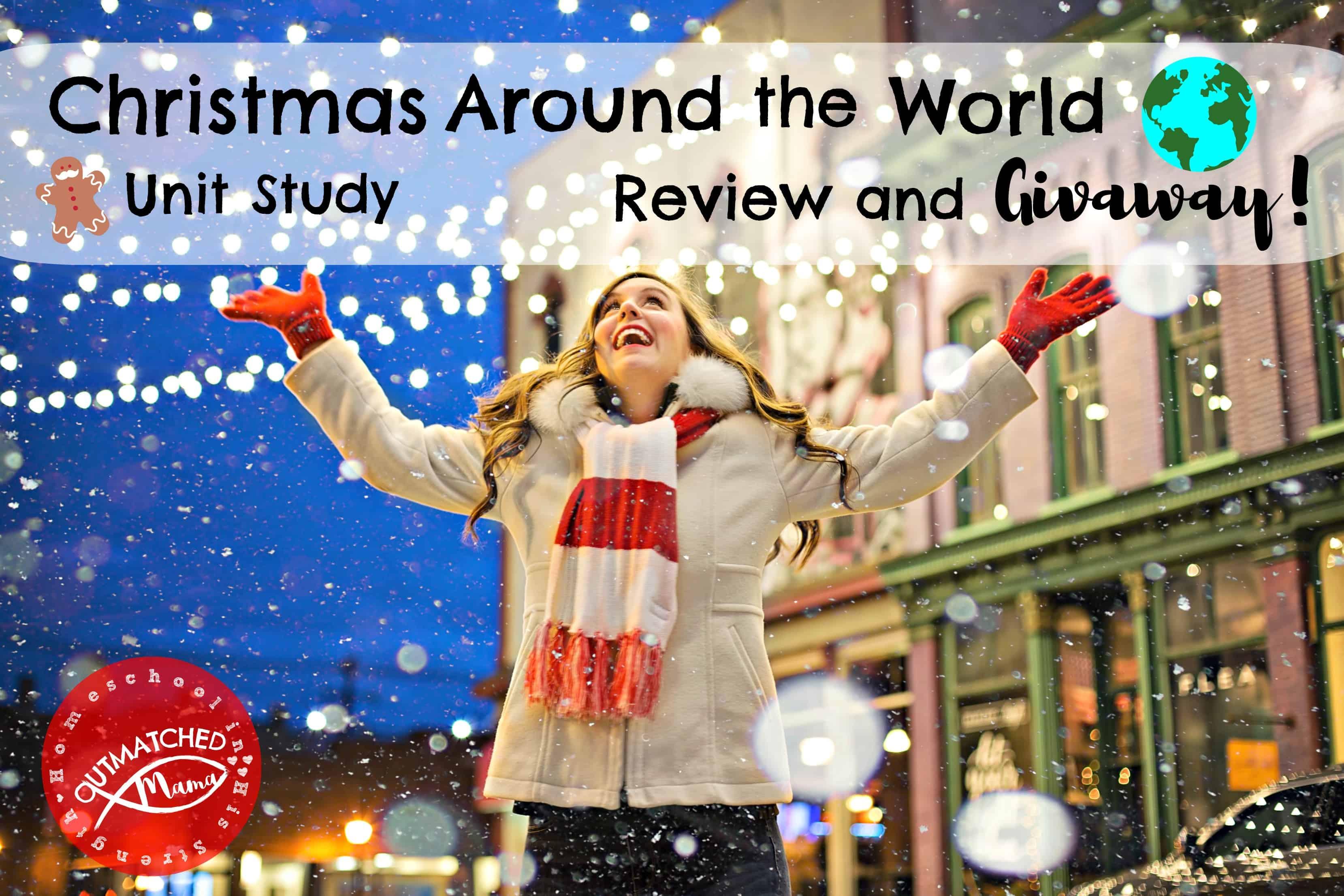Christmas Around The World Givaway