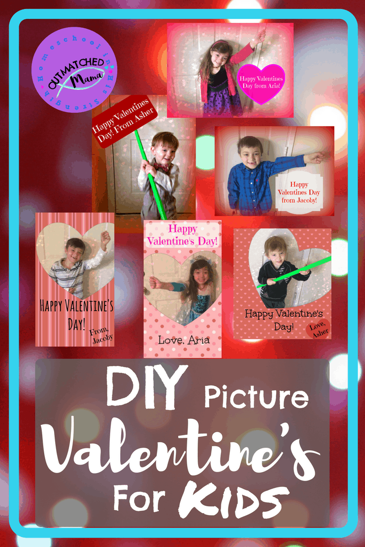 Do it yourself last minute picture valentines for kids the do it yourself last minute valentines for kids sucker valentine tutorial make your solutioingenieria Image collections