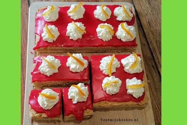 recept Friese oranjekoek