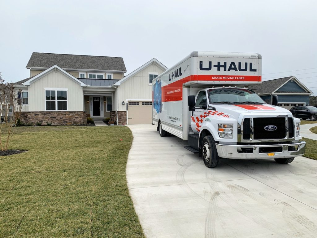 2018 Ford F-650: Driving U-Haul's Largest-and-In-Chargest Rental