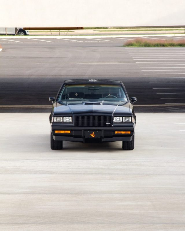 1987 Buick Grand National front