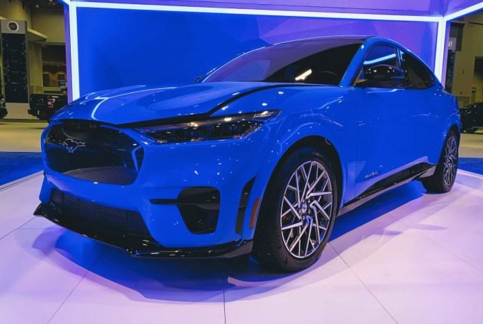 2020 Mustang Mach-E