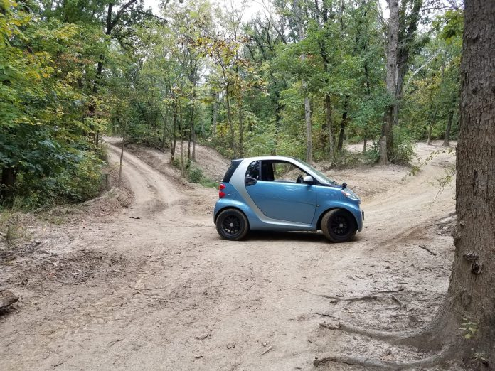 smart fortwo off-road gambler 500