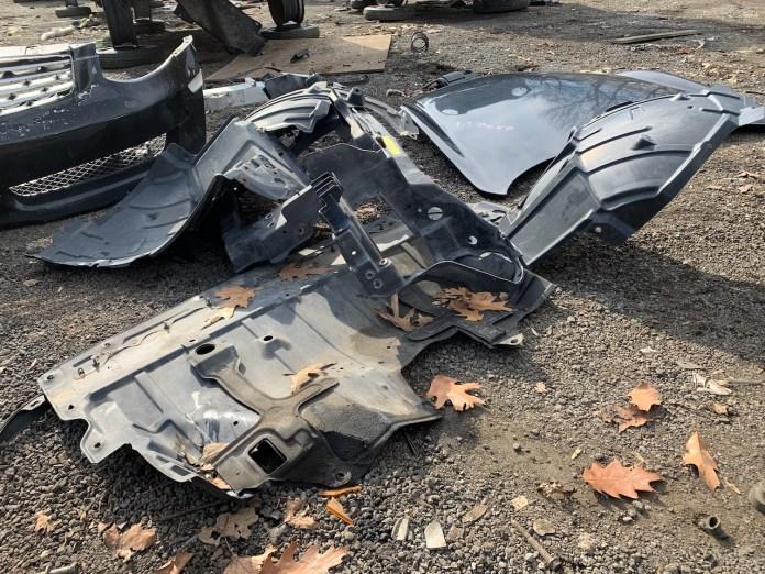 Infiniti G35 junkyard parts