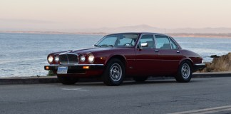 Series III Jaguar XJ6
