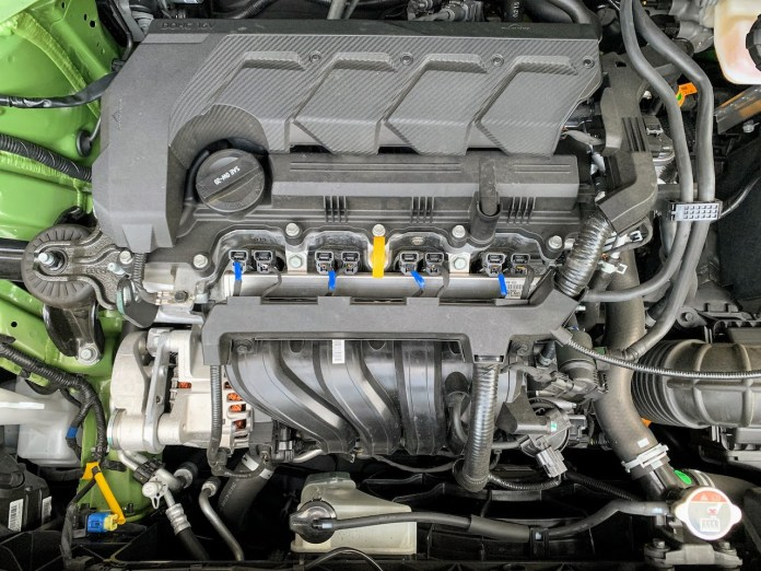 Hyundai Smartstream engine Venue