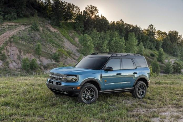 2021 Ford Bronco Sport Area 51