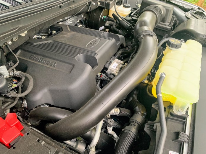 2020 Ford Expedition engine EcoBoost