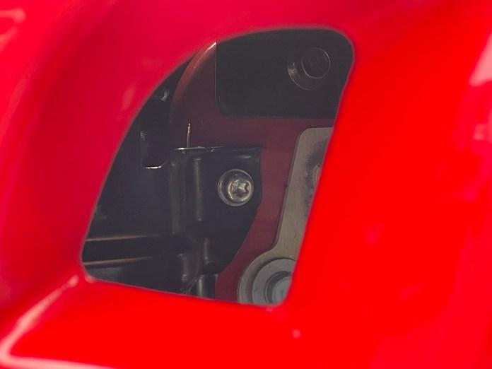 2020 Honda Civic Type-R brake ducts