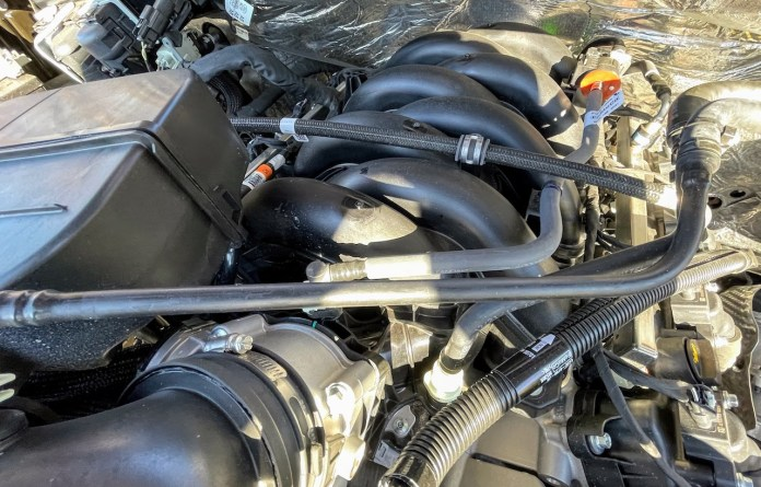 Ford F-250 7.3 Godzilla V8