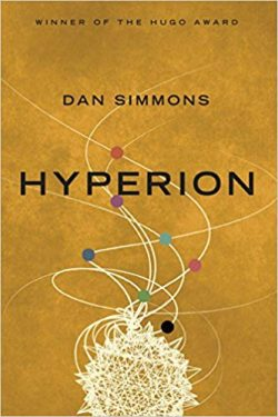 Science Fiction Book Hyperion by Dan Simmons