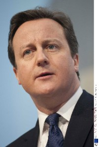 Cameron urges Christians to show tolerance of gays