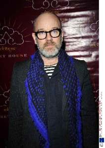 Michael Stipe is '80% gay'