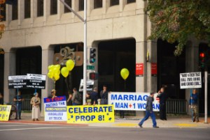 Prop 8 sponsors demand tapes of trial