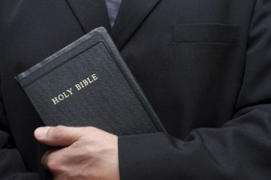 Preacher tells gay couple they will 'burn in hell'