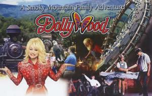 Lesbian asked to reverse T-shirt at Dollywood theme park