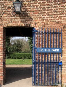 Couple cautioned for sex in park