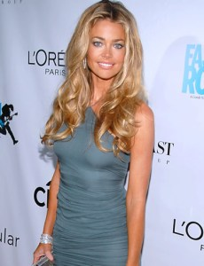 Denise Richards discusses gay affairs