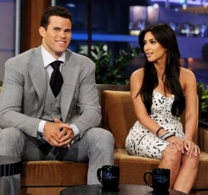 Kardashian husband gay rumours