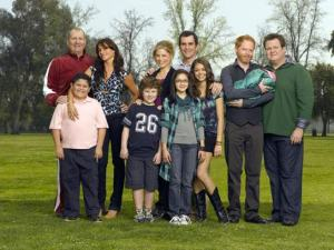 TV audiences accept Modern Family