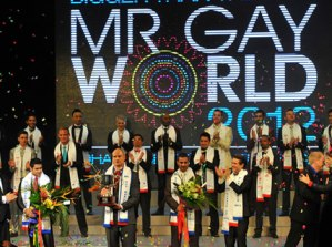 NewZealander crowned 'Mr Gay World' in Johannesburg