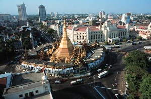 Burma holds first gay pride event