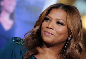 Queen Latifah denies gay rumours