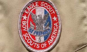 Gay Scouts return medals