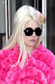 Gaga experiencing anti-fur amnesia