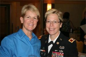 US Army receives first openly gay Brigadier