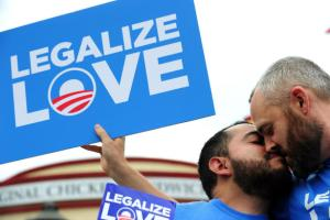 Gay marriage on ballot in 4 states
