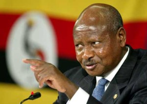 Ugandan President speaks out against anti-gay bill