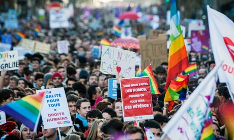 Pro-gay-marriage-march