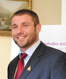 Ben Cohen supports first LGBT Rugby League Club