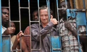 Uganda to deport author of 'gay' play