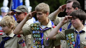 Christian group to form alternative Boy Scouts movement