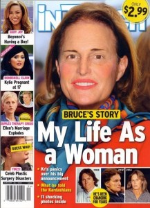 Magazine Faces Backlash for Photoshopping Bruce Jenner As A Woman