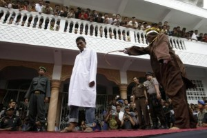 Indonesian Province Makes Homosexuality Punishable by 100 lashes