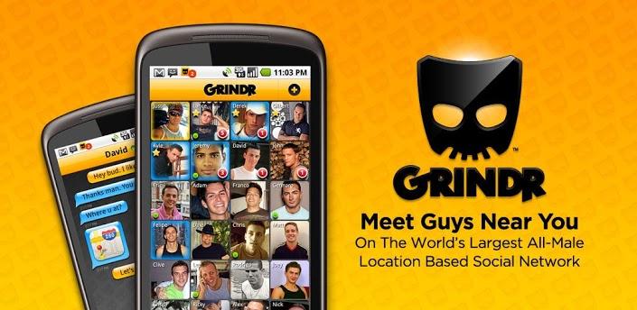 grindr armed gangs