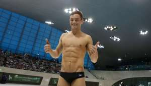 Tom Daley and Dan Goodfellow win Olympic bronze medal