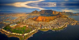 Cape Town – the great divide