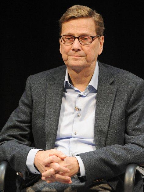 Guido Westerwelle dies