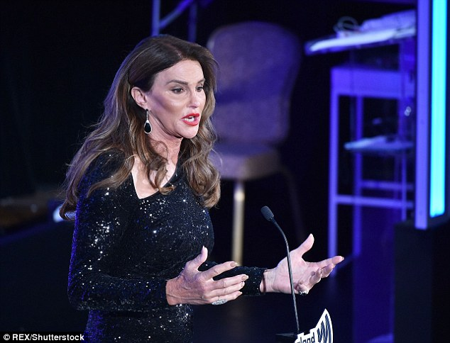 Caitlyn Jenner GLAAD Media Awards