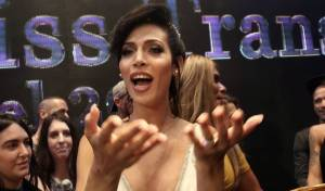Muslims, Christians, Jews unite in Israel's transgender beauty pageant