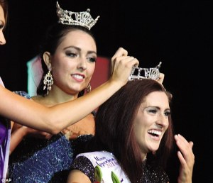 Lesbian beauty queen makes Miss America history